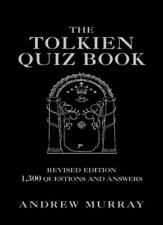 The Tolkien Quiz Book,Andrew Murray- 9780007169719