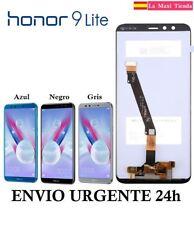 """Pantalla Completa """"Huawei Honor 9 Lite"""" Negra Azul Gris (LCD + Tactil) Display"""
