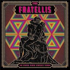 FRATELLIS IN YOUR OWN SWEET TIME DIGIPAK CD NEW