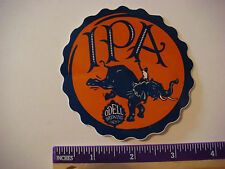 Beer STICKER ~**~ ODELL Brewing Company IPA ~ Ft Collins, COLORADO Micro Brewery