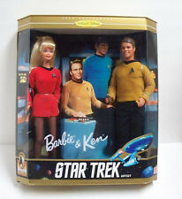 Barbie & Ken Star Trek Gift Set_30th Anniversary Collector's Edition_New and Mib