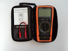 New Dm4070 Digital Lcr Meter with Free Portable Case