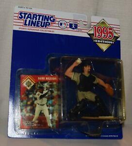 1995 STARTING LINEUP 68781 - DAVE NILSSON * MILWAUKEE BREWERS - MLB SLU
