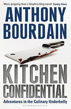 Kitchen Confidential, Bourdain, Anthony, Used; Good Book