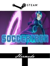 Soccertron Steam Key - for PC, Mac or Linux (Same Day Dispatch)