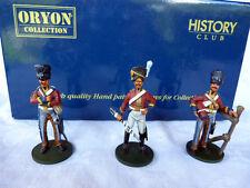 Soldat de plomb Oryon History Club Ref 6027 -Grosse cavalerie britannique 1815