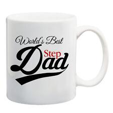 fête des pères Idée de cadeau World's Best ETAPES Papa céramique TASSES & à café