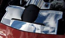 C6 Corvette 2005-2013 Stainless Steel Radiator Cover - Polished 2008-2013