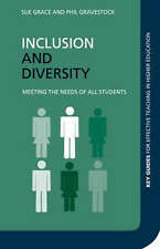 Inclusion and Diversity: Meeting the Needs of All Students (Key Guides for Effec