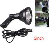 5inch Hand Held HID Spotlight 35W Hunting 12V Lamp Offroad Camping Spot Li WG *u