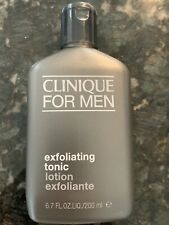 Clinique For Men Oil Control Exfoliating Tonic Lotion 6.7oz/200ml NEW FRESH