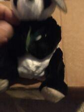 TY Beanie Collection Black White Panda Li Mei
