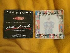 Bowie 45s