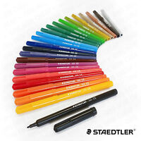 24 x Staedtler Noris Club Felt Tip Pens in Gift Box - Ideal for Adult Colouring