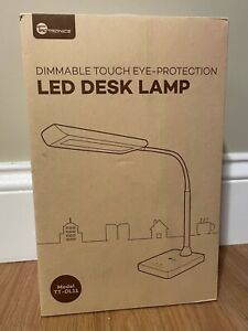 NEW Taotronics Dimmable Touch Eye-Protection LED Desk Lamp (Model TT-DL11)