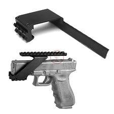 Alcance de Pistola Táctica universal de montaje Riel Picatinny Weaver Linterna Láser