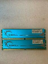 G.SKILL 4GB(2 x 2GB)  PC2-8500 1066 DDR2 LOW DENSITY Desktop F2-8500CL5D-4GBPK