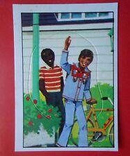 figurines prentjes cromos stickers picture cards figurine barbie 26 panini 1976