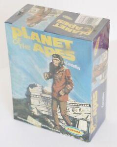 Aurora Planet of the Apes Cornelius Model Kit Sealed Box 2000 Snap Together VTG