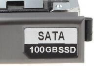 """Dell 100 GB 2,5"""" SATA SSD // 0R0KXM für PowerEdge R610, R620, R710, R720, etc."""