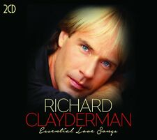 Essential Love Songs by Richard Clayderman (CD, Apr-2015, 2 Discs, Metro Select)