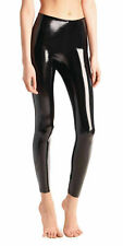 Commando Faux Patent Leather Legging with Perfect Control Black Size M