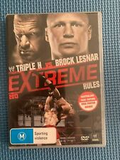 Extreme Rules 2013 - WWE Wrestling DVD
