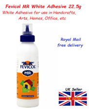 Fevicol White MR Squeeze Glue Stick 22.5g Bottle For General Purpose