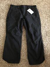 New W/tags - Oakley Mens XXL Blackout 10K/2L Insulated Ski Pants