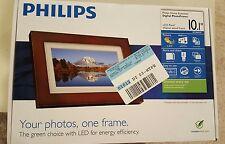 "Philips 10.1"" digital photo frame"