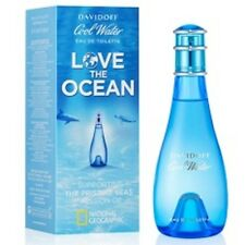 Davidoff - Cool Water - Love the Ozean - Eau de Toilette 100 ml für Damen (OVP)