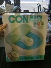 Conair Relaxing Spa Foot Bath