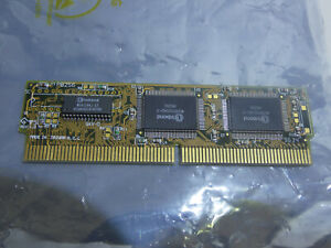 Winbond 256kbyte COAST SRAM module Cache on a stick for Socket 7 motherboards