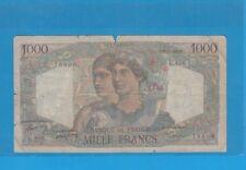 1 000 Francs Minerve et Hercule du 3-11-1949   G.608