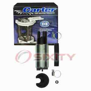 Carter In-Tank Electric Fuel Pump for 1997-1998 Mitsubishi Montero Sport lh