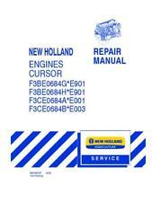 NEW HOLLAND NH CURSOR ENGINE- SERVICE MANUAL