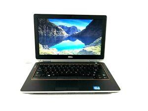 """Dell Latitude 13.3"""" E6320 i5.2520M  2.50GHz 8GB Ram 320GB HHD Win10Pro"""