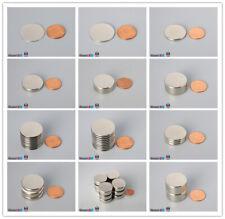"""25mm 1"""" dia N52 Rara Earth Neodymium Magnet Disc"""