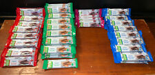 Fit & Active - Fruit Bar Lot - Over 5 Pounds - 4 Flavors - 67 Bars