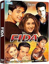Fida (Hindi DVD) (Hindi DVD) (2004) (English Subtitles) (Brand New Original DVD)