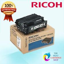 New & Original Lanier Ricoh 402871 Black Toner Cartridge SP4100 4210N 15K Pages