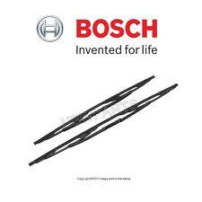 BMW E39 525i 528i 530i 540i M5 Front Original Style Windshield Wiper 2 Blade Set