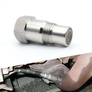 Oxygen Sensor Spacer Adapter Plug Catalytic Converter Check Fix Engine Light
