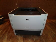 HP Laserjet P2015 Laser printer *Refurbished*  with warranty & toner COUNT 7,530