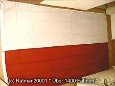 Fahnen Flagge Polen Supergroß - 300 x 500 cm