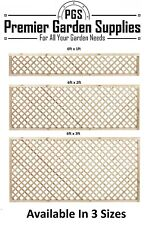 More details for elite diamond alderley trellis garden lattice climbing various sizes 1-3 treated