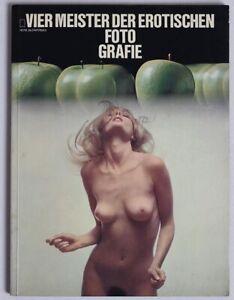 4 masters of nude photography, 1972 book, Sam Haskins, Hamilton, Giacobetti etc