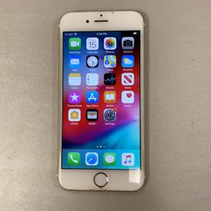 Apple iPhone 6 - 128GB - Gold (ATT) (Read Description) EC1176