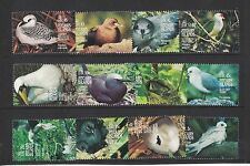 1995 Pitcairn Islands SG 462/73 Birds muh set of 12