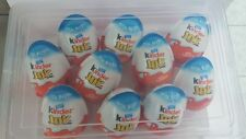 Kinder Joy with Surprise Eggs in Toy & Chocolate For Boys100 Eggs with container